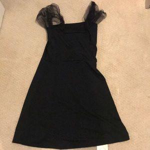 Super pretty black lace dress